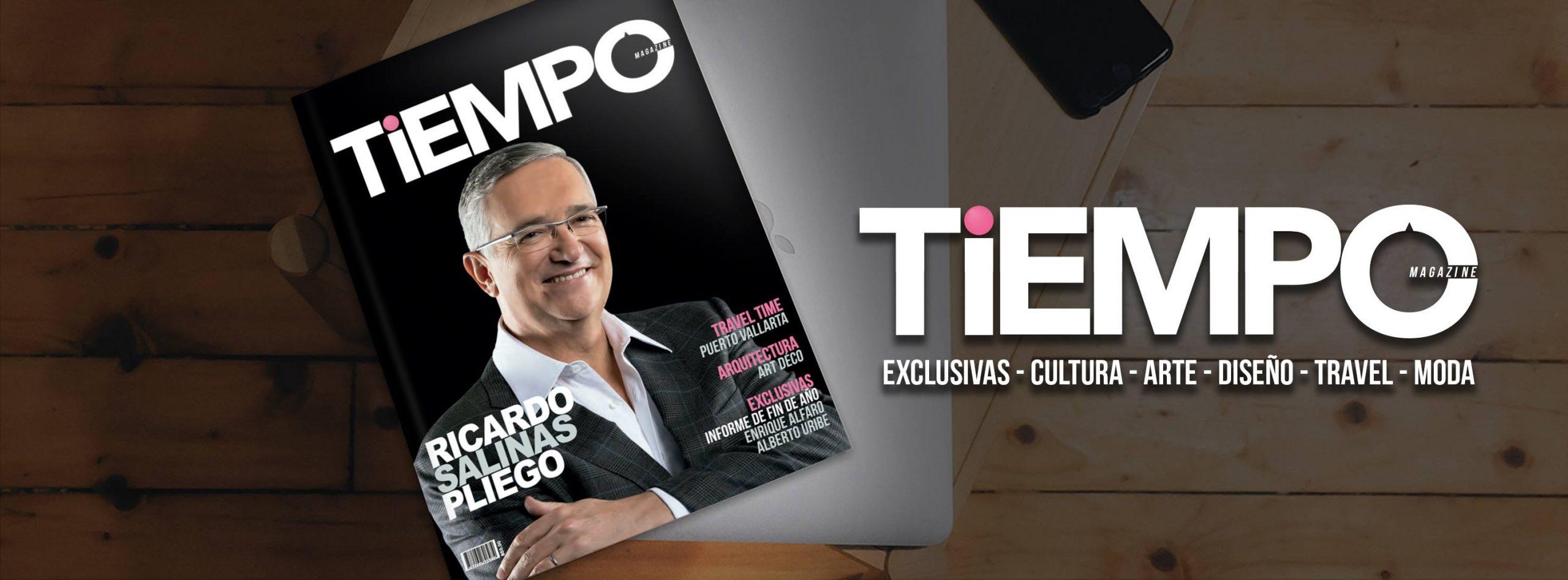 Tiempo Magazine 1