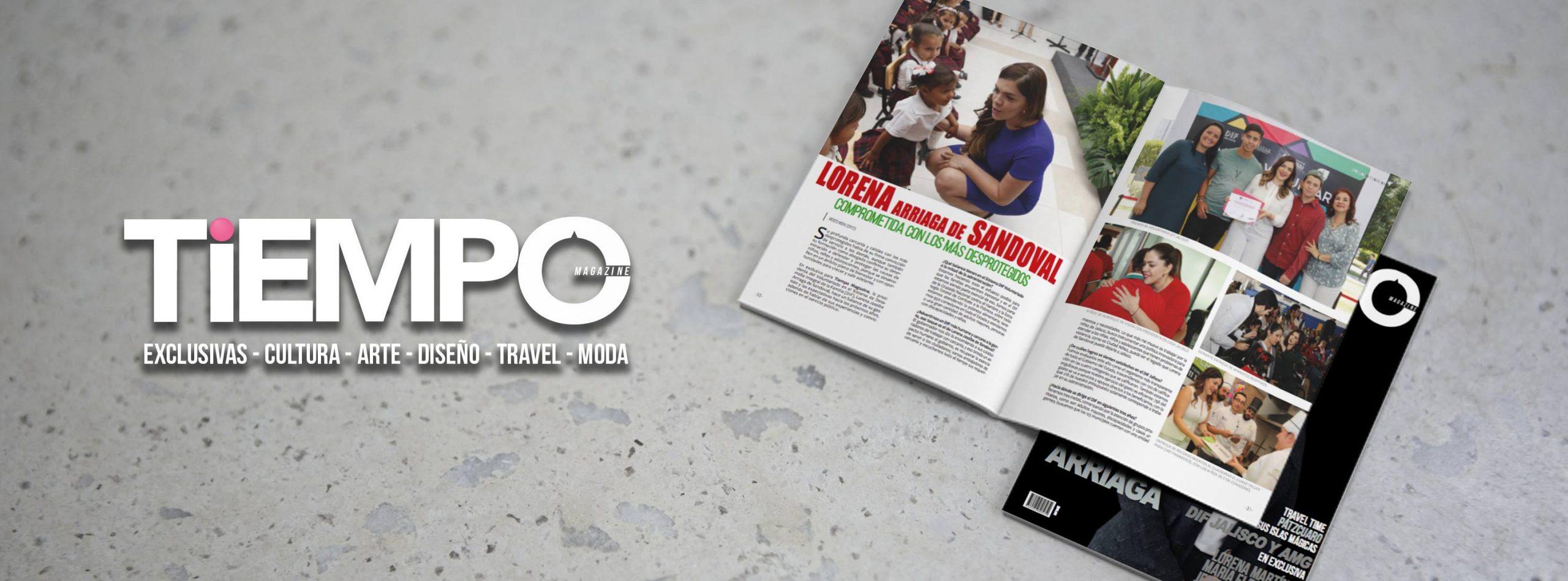 Tiempo Magazine 4