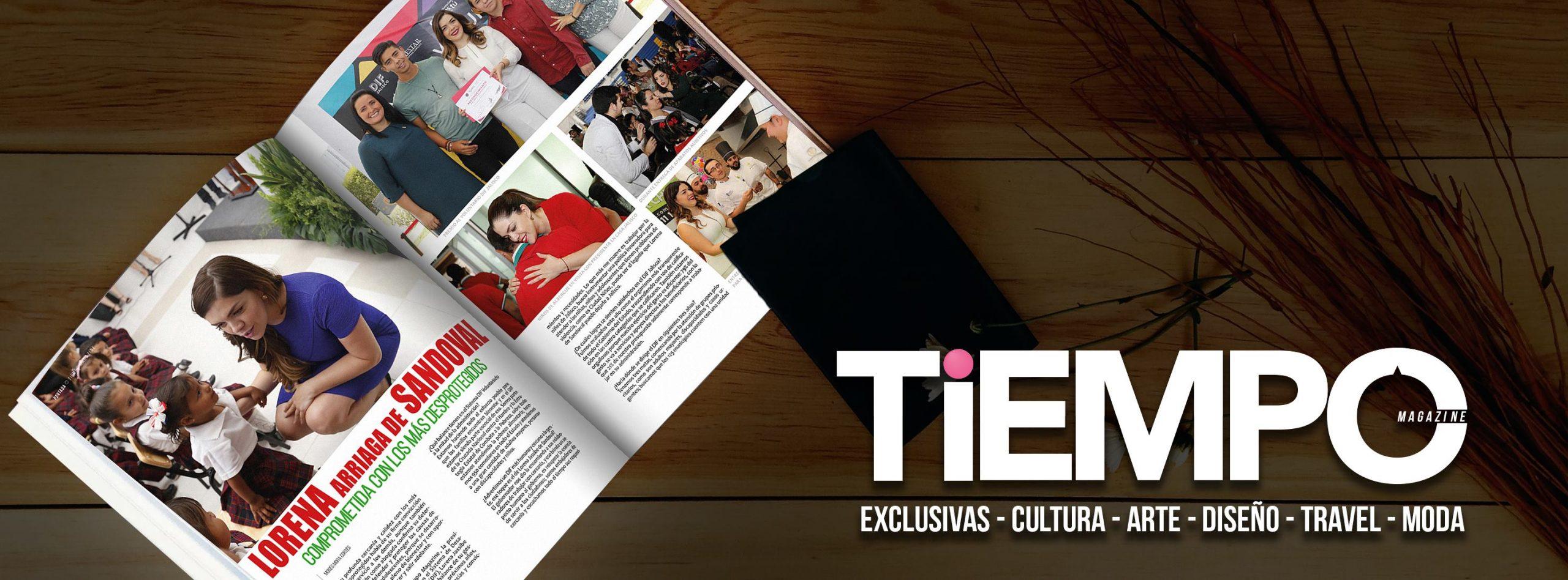 Tiempo Magazine 5