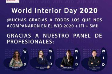 Gracias WID 2020